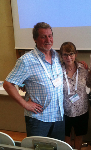 Patricia Robinsson och Kirk Strosahl